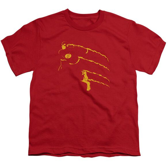 Dc Flash Min Short Sleeve Youth T-Shirt