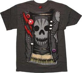 Costume Punk Rock T-Shirt