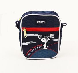 Loungefly Peanuts Snoopy Olympic Camera Bag