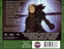 John Van Tongeren - Van Helsing: The London Assignment (Original Animated Film Soundtrack)