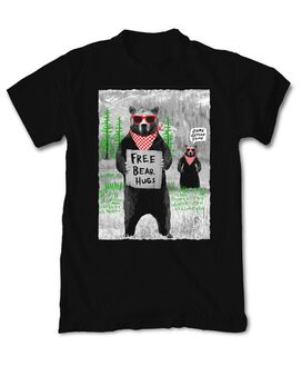 Riot Society Free Bear Hugs T-Shirt