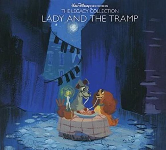 Walt Disney Records Legacy Collection: Lady & The