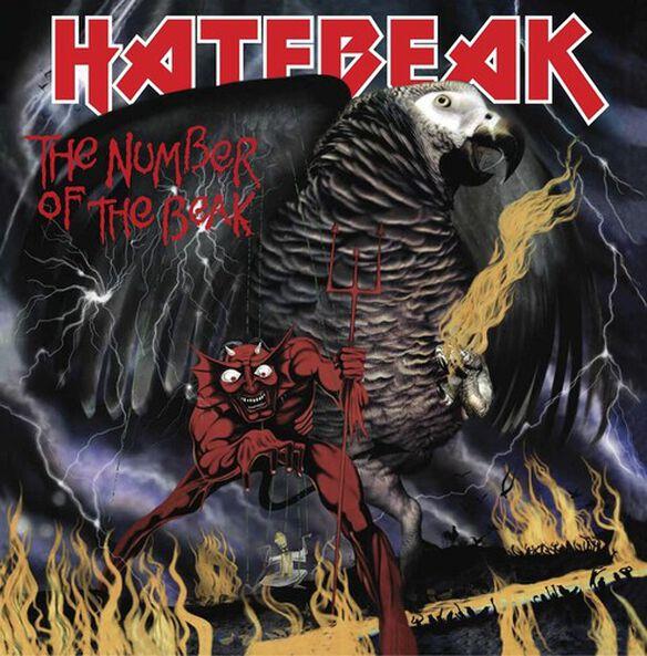 Hatebeak - Number of the Beak
