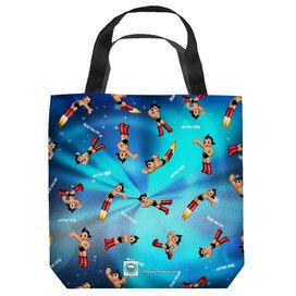 Astro Boy Pattern Tote