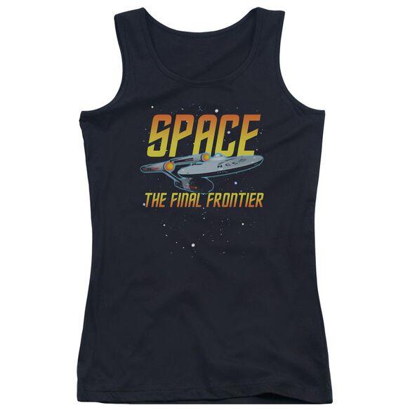 Star Trek Space Juniors Tank Top