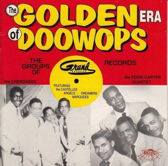 Various Artists - Golden Era of Doowops