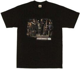 Warehouse 13 Cast T-Shirt