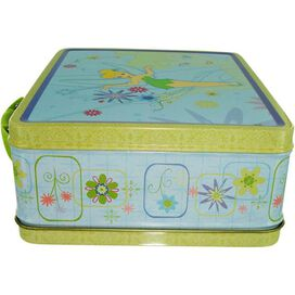 Tinkerbell Magic Wand Tin Tote
