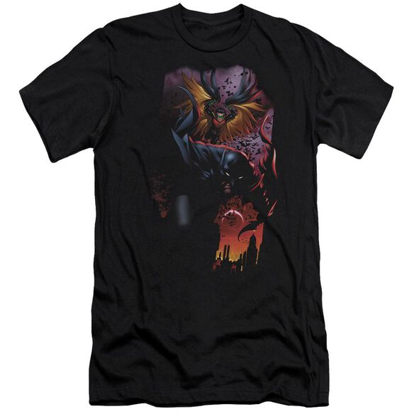 Batman Batman & Robin #1 Short Sleeve Adult T-Shirt