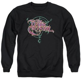 Dark Crystal Symbol Logo Adult Crewneck Sweatshirt
