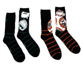 Star Wars Rise of Skywalker - Droids Socks [2 pack]