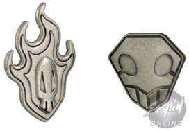 Bleach Reaper Shinigami Pin Pewter