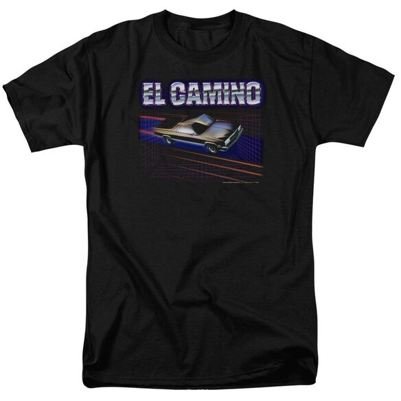 Chevrolet El Camino 85 Short Sleeve Adult T-Shirt