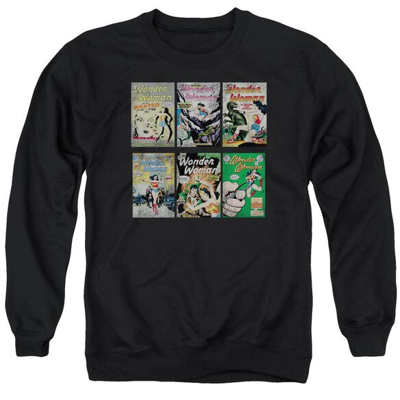Dc Ww Covers Adult Crewneck Sweatshirt