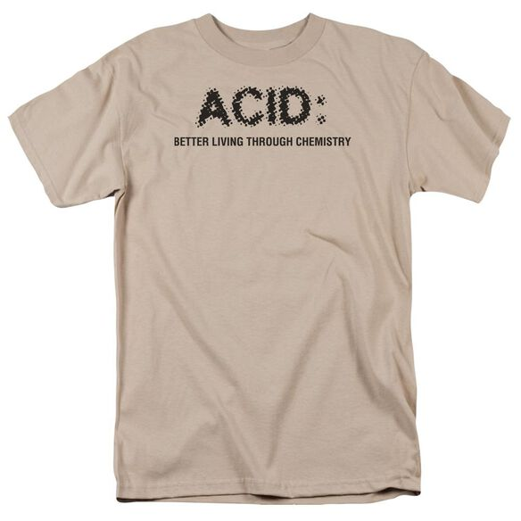 Acid Short Sleeve Adult Sand T-Shirt