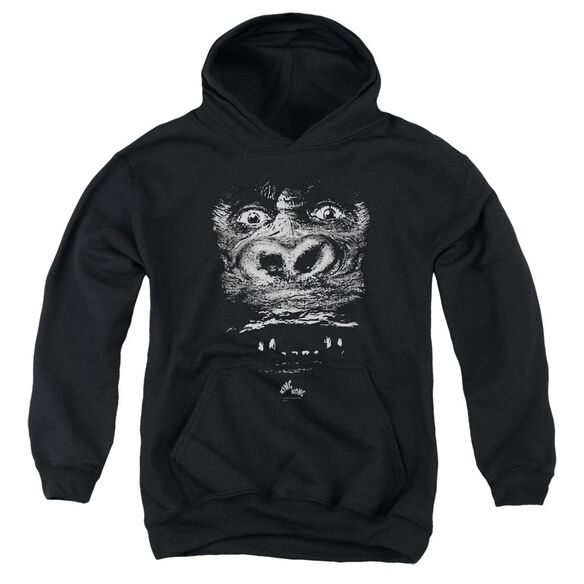 King Kong Up Close Youth Pull Over Hoodie