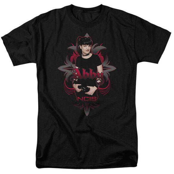 Ncis Abby Gothic Short Sleeve Adult T-Shirt