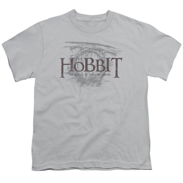 Hobbit Door Logo Short Sleeve Youth T-Shirt