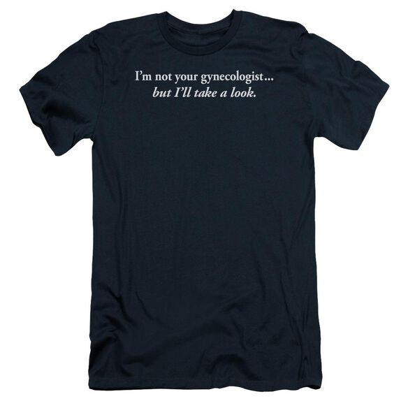 Gynecologist Short Sleeve Adult T-Shirt