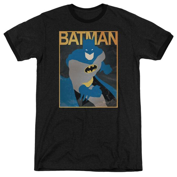 Batman Simple Bm Poster Adult Heather Ringer