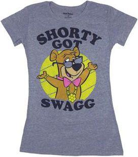 Yogi Bear Shorty Baby Tee
