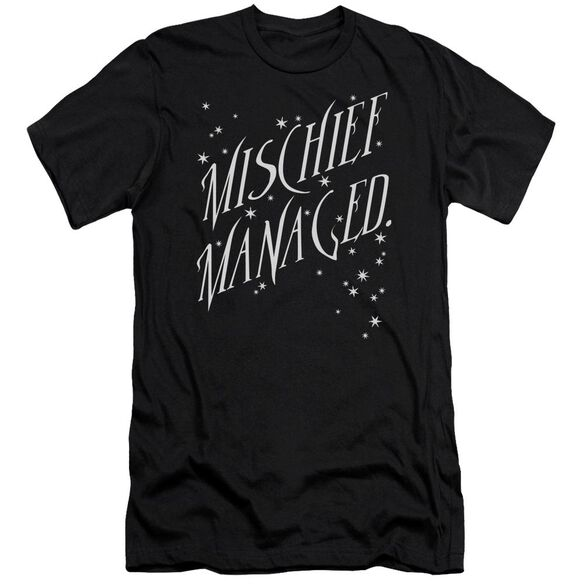 Harry Potter Mischief Managed 4 Hbo Short Sleeve Adult T-Shirt