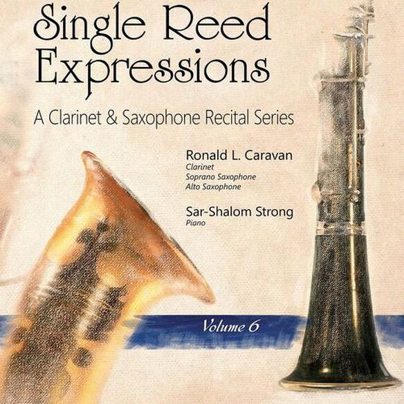 Single Reed Expressions: A Clarinet & Sax V6