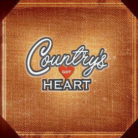 Various Artists - Country's Got Heart [Box Set]