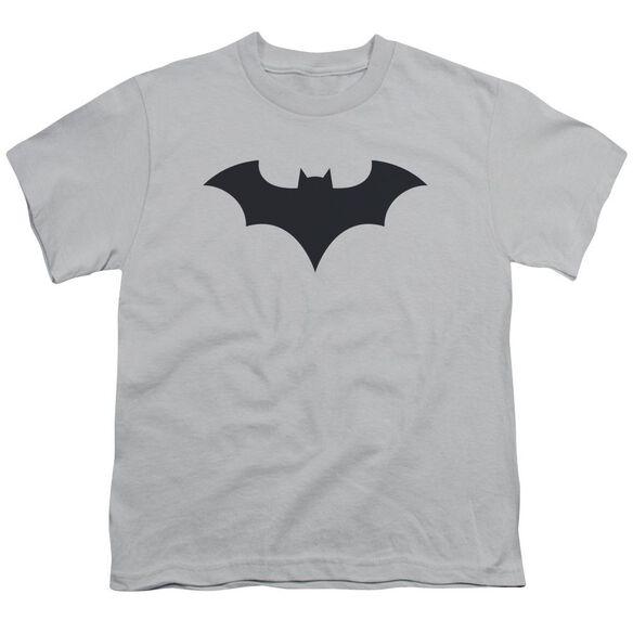 Batman 52 Title Logo Short Sleeve Youth T-Shirt