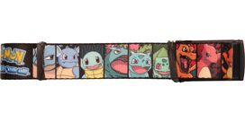 Pokemon Starter Evolution Panels Mesh Belt