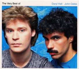 Daryl Hall/John Oates - Very Best of Daryl Hall & John Oates