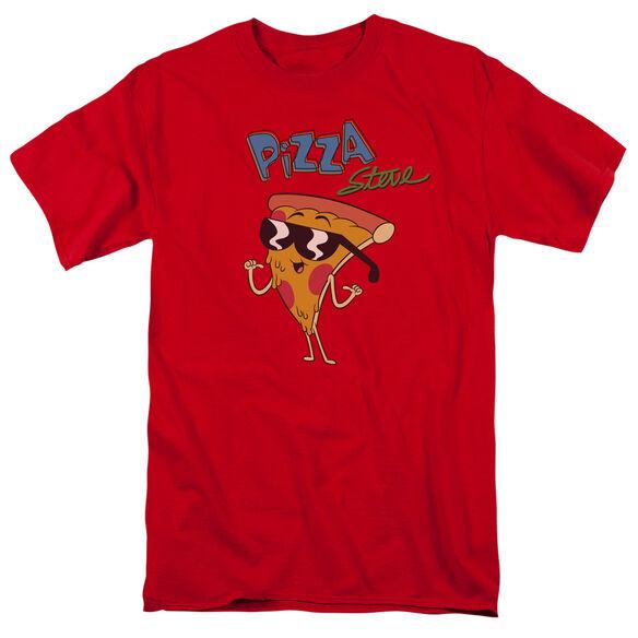 UNCLE GRANDPA PIZZA STEVE-S/S T-Shirt