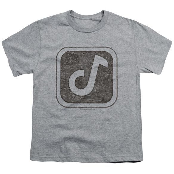 Concord Music Concord Symbol Short Sleeve Youth Athletic T-Shirt