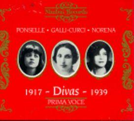Various Artists - Divas 1917-39