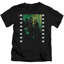 Yes Album Short Sleeve Juvenile T-Shirt