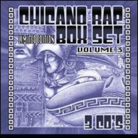 Various Artists - Chicano Rap Box Set, Vol. 3