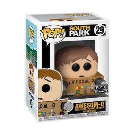Funko Pop! South Park - A.W.E.S.O.M.-O 4000 Unmasked