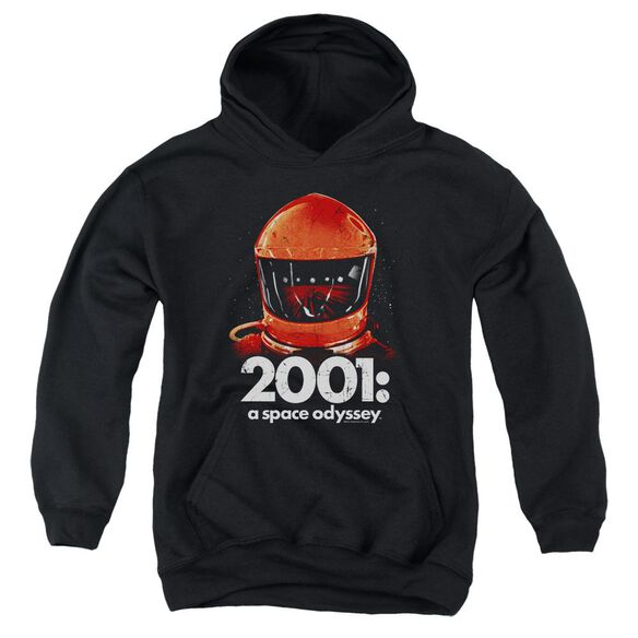2001 A Space Odyssey Space Travel Youth Pull Over Hoodie