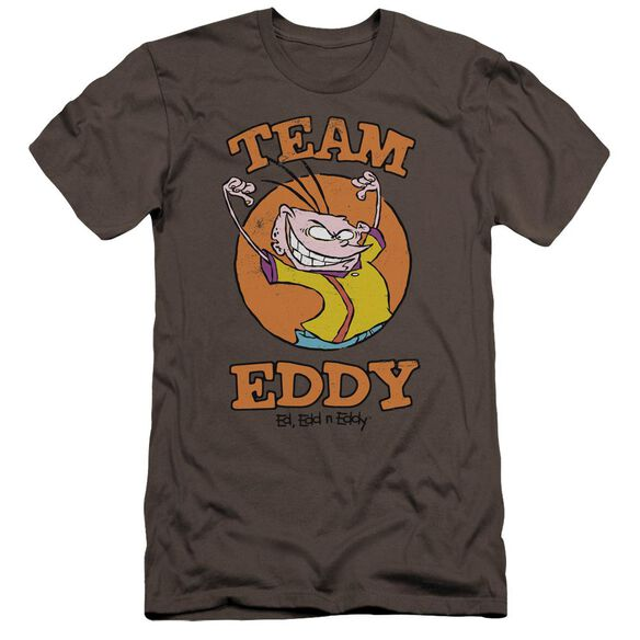 Ed Edd N Eddy Team Eddy Premuim Canvas Adult Slim Fit