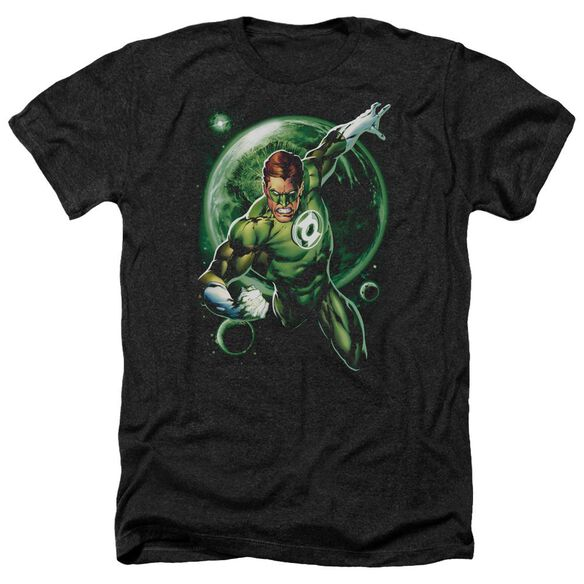 Green Lantern Galaxy Glow Adult Heather