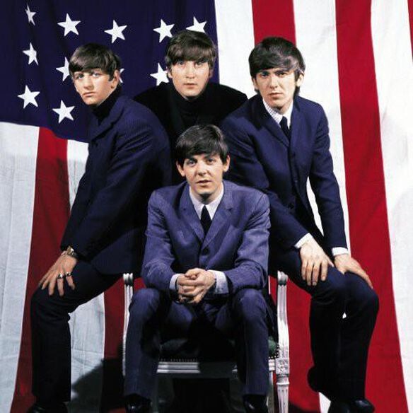 The Beatles - U.S.Box