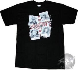 Christmas Story Snapshot T-Shirt