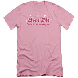 Love Me Short Sleeve Adult T-Shirt