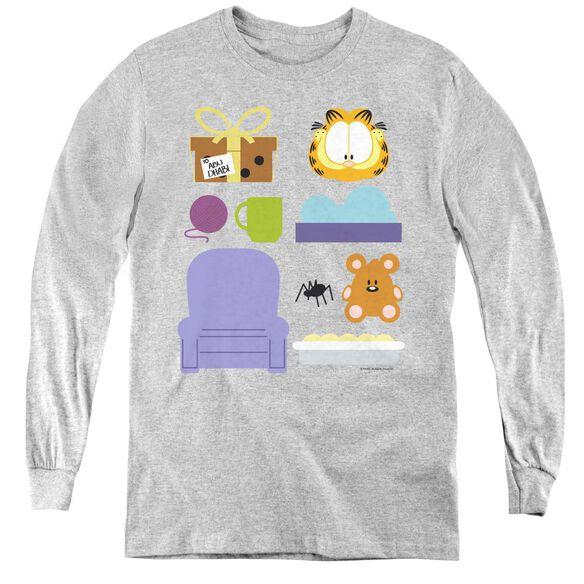 Garfield Gift Set-youth Long Sleeve