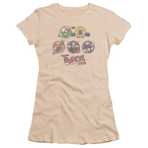 Popeye Team Popeye Premium Bella Junior Sheer Jersey