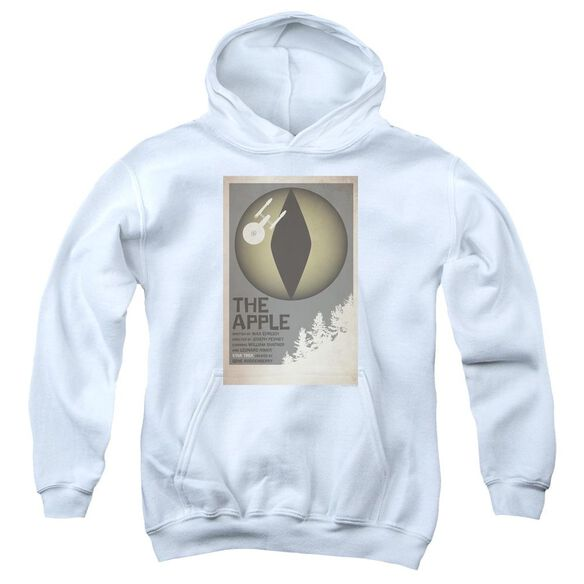 Star Trek Tos Episode 34 Youth Pull Over Hoodie