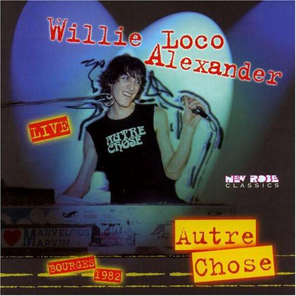 Autre Chose : Live Bourges 1982 (Asia)