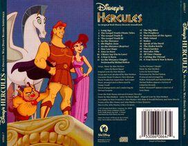 Alan Menken - Hercules [Original Soundtrack]