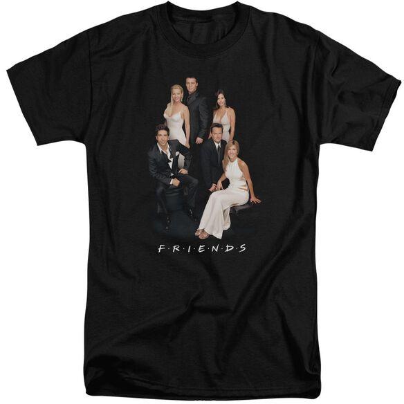 Friends Classy Short Sleeve Adult Tall T-Shirt
