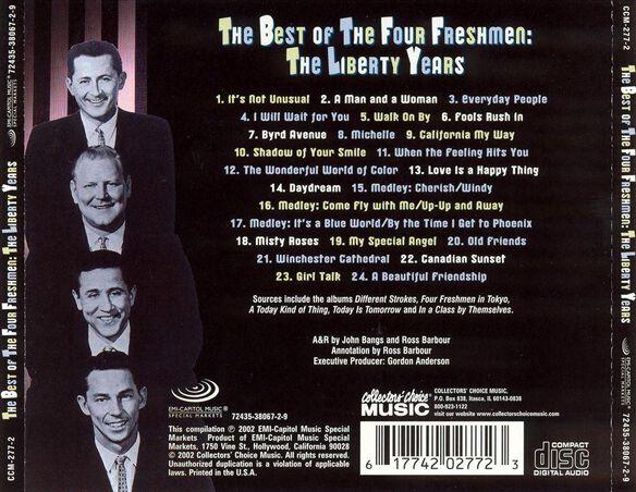 Best Of The Four Freshmen